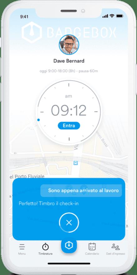 Badging_Smartpone